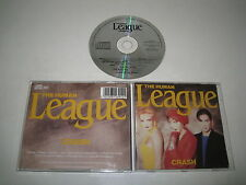 THE HUMAN LEAGUE/CRASH(VIRGIN/CDV2391)CD ÁLBUM