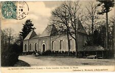 CPA  Nogent sur-Vernisson(Loiret) -École forestiére des Barres-Le Musée (228345)