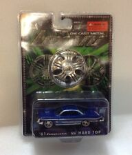 Lexani Die Cast Metal 1/64 Scale '61 Impala SS Hard Top