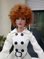 """DOLL POUPEE TONNER 16"""" ...SYDNEY REDHAIR NUDE"""