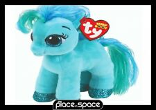 TY BEANIE BOO - TOPAZ - TEAL PONY *NEW WITH TAGS*UK SELLER*
