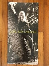 "Kylie Minogue ""Body Language"" Promo Poster 12x24"""