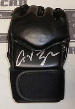 Cat Zingano Signed MMA Glove PSA/DNA COA UFC Autograph The Ultimate Fighter 17