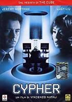 Cypher (2002) DVD NUOVO SIGILLATO VINCENZO NATALI