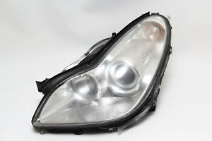 Mercedes Benz CLS500 Left/Driver Headlight Lamp Bi-Xenon 2198204361 OEM 06-10 20