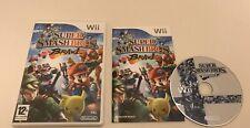 Super Smash Bros. Brawl Nintendo Wii Complete PAL