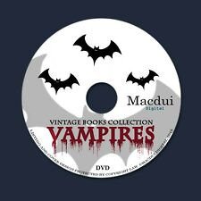 Vampires Vintage Books Collection 21 PDF E-Books on 1 DVD King Vikrama Vampirism