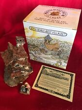 Boyds Village Bearly Well Clinic #19008-V Premier Edition#1602 Nib W/Coa