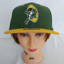 Green Bay Packers Vintage Logo Hat Snapback New Era 59fifty Historic  Throwback