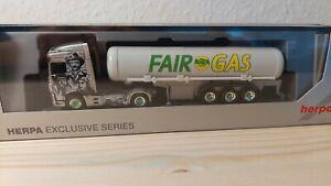 Herpa DAF XF Convoy/Fairtrans