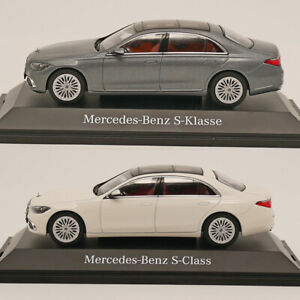 herpa 1:43 Mercedes-Benz S-Class Diecast Car Model Alloy Toy Car
