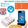 Sonoff 4CH PRO R3 4 Channel Din Rail Mounting Wireless Smart Home WiFi Switch~UK