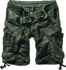 Brandit Vintage Shorts woodland robust