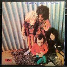 Jimi Hendrix Band Of Gypsys Australia 1970 Polydor LP First Pressing NM Top Copy