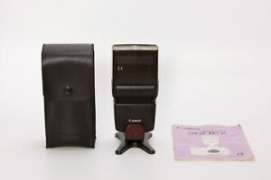 Canon Speedlite 380EX Shoe Mount Flash for  Canon