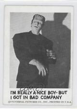 1961 Leaf Spook Stories #18 I'm Really a Nice Boy-But I Got In Bad Company 0s4
