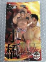 Kenta Kobashi Figure All Japan Pro-Wrestling Pro Wrestling Noah ironman Chop