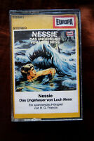 Nessie Das Ungeheuer von Loch Ness - H. G. Francis Hörspiel MC Europa