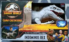 Jurassic World Camp Cretaceous Super Colossal INDOMINUS  REX *NEW*