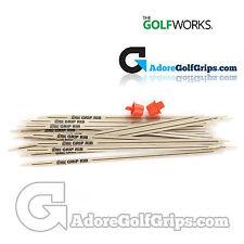 Le golfworks golf grip rib/rappel kit - (30 pack) - faire aucun grip côtelé!