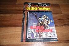 GEISTER-WESTERN  # 7 -- GEISTERNACHT am STIEFELHÜGEL // Impressum: 1.4.1972