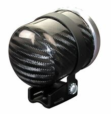 "Auto Meter Carbon Fiber CF Gauge Mounting Cup 2-1/16"" (52mm) Autogage"