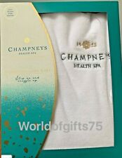 Champneys luxury fleece robe Spa Bath Robe Ladies Women New