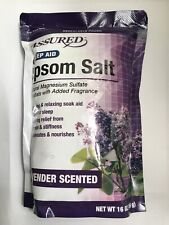 Relief Md Lavender Epsom Salt 16-oz.