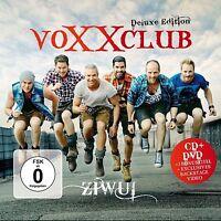 VOXXCLUB - ZIWUI  (DELUXE EDT.)  CD + DVD NEU