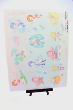 Omakase Vocaloid 12pcs Sticker Decal Set Lot Hatsune Miku Kagamine Rin Len Anime