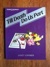 Janet Lorimer TILL DEATH DO US PART Fearon Double Fastback Spy L@@K WOW!!!