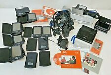 Large Lot 24 Palm TX Handheld PDA Electronic Devices WiFi Bluetooth Software +++