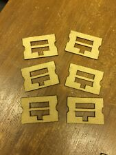 Set Of 90 Genuine Leather Gaskets for Ampico/Amphion Player Piano Unit Valves