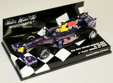 Minichamps 1/43 Scale 400 090114 Red Bull Racing Renault RB5 M. Webber 09 F1 Car