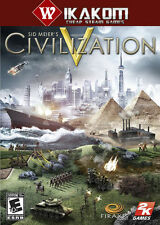Sid Meier's Civilization ® V vapeur Digital Game ** LIVRAISON RAPIDE! **