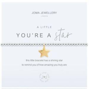 Joma Jewellery Bracelet- You're A Star