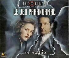 JEU COLLECTOR-THE X FILES - AUX FRONTIERES DU REEL PREMIERE EDITION SAISONS 1-3