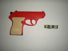PEZ SPENDER : Candy Shooter + Clicker - U.S. PATENT 2.620.061 - MADE IN AUSTRIA