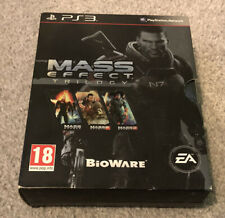Mass Effect Trilogy PS3 Region 2 Version