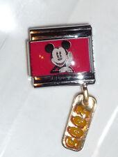 Disney Mickey Mouse 2005 Charm  Italian Charm - Brand New