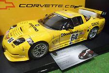 CHEVROLET CORVETTE C5-R #64 LE MANS 2001 au 1/18 AUTOart 80107 voiture miniature