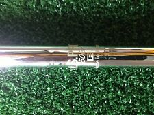 Nippon NS Pro 950 Steel Iron Shafts R-Flex Taper Tip