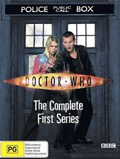 Doctor Who : Series 1 (DVD, 2006, 5-Disc Set)