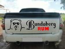 Bundy Bear, Tailgate, Ute, Sticker Decal, 900 x 280mm