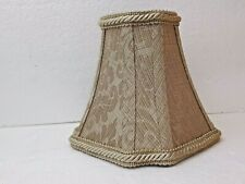 Modern Small Lamp Shades Textured Fabric Ceiling Chandelier Light Cover New