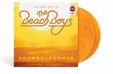 The Beach Boys Sounds Of Summer Orange Marble Vinyl 2 LP New 30 tracks