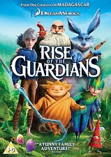 RISE OF THE GUARDIANS - DVD - REGION 2 UK