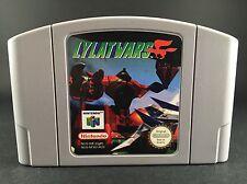 Lylat Wars (Starfox 64) - Nintendo 64 Game - N64 PAL Preloved - Cartridge VGC