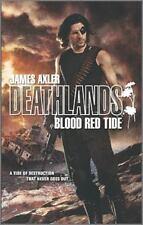 James Axler  BLOOD RED TIDE   Deathlands