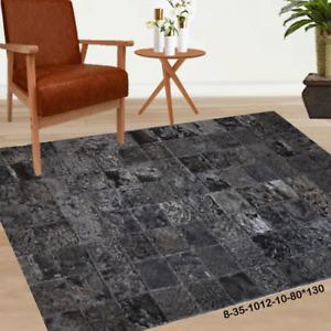Modern floor rugs patchwork sheepskin rugs floor mat rugs online AU rugs 8-35